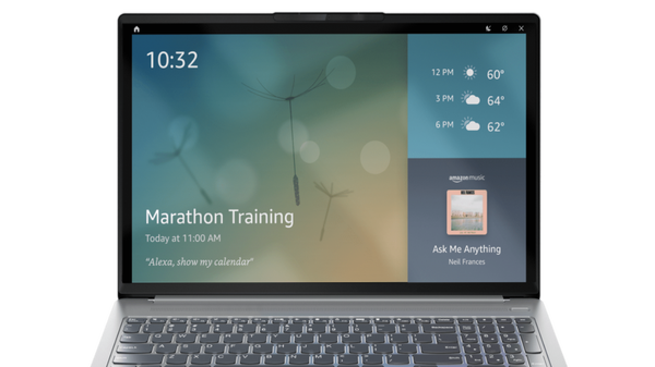 How to Turn a PC or Tablet into an Echo Show
