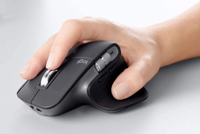 Logitech Ergonomic Horizontal Mouse