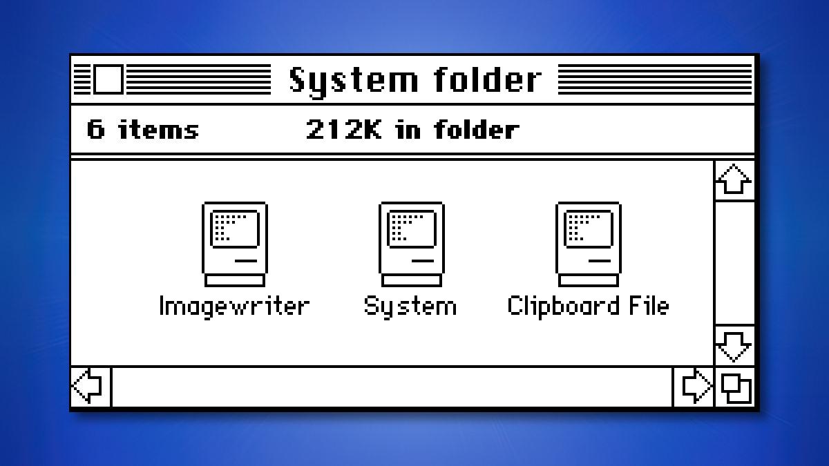 Macintosh System 1: What Was Apple's Mac OS 1.0 Like?
