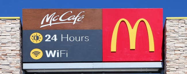 How to Connect to McDonald's Free Wi-Fi