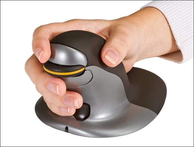 Posturite Penguin Mouse