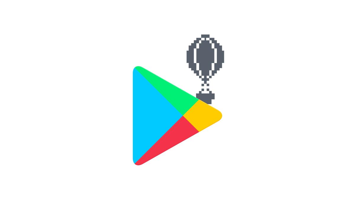 Gioco segreto del Google Play Store.