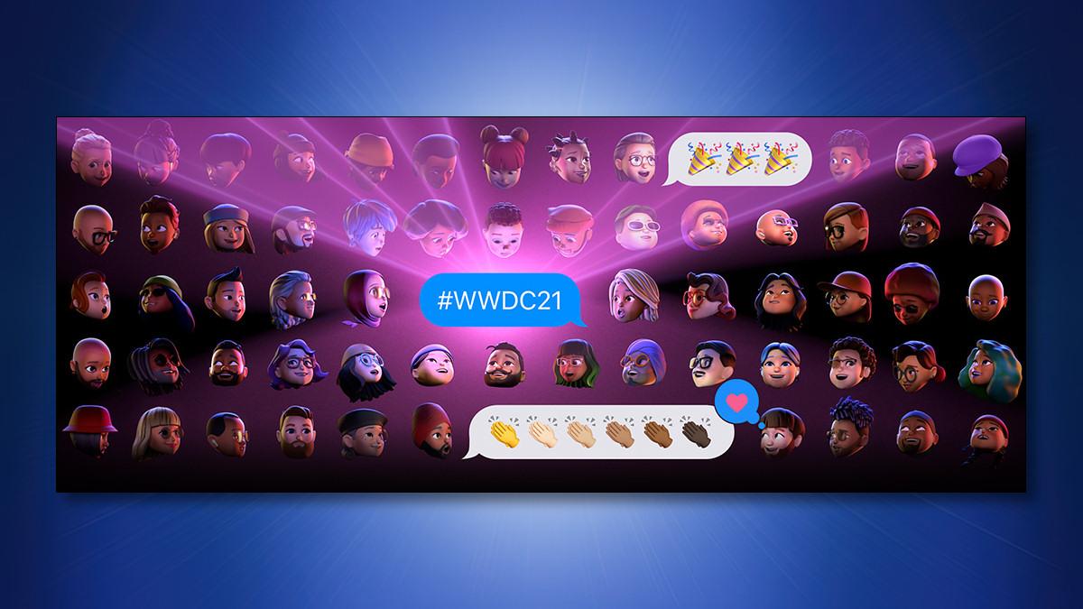 Bannière teaser Apple WWDC 2021