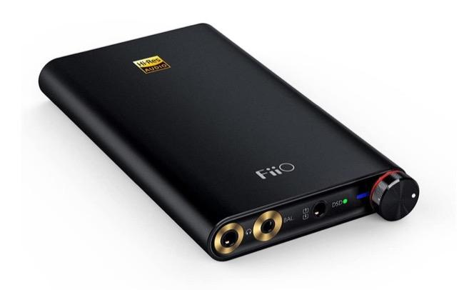 A portable amplifier