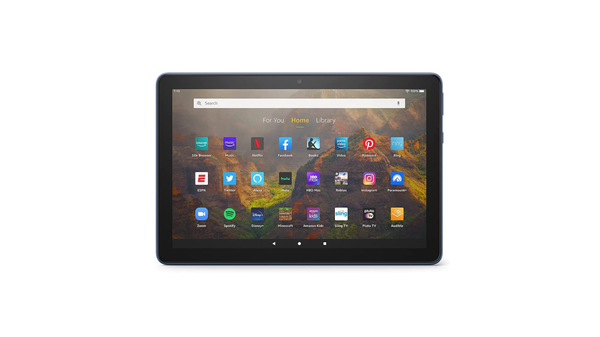 How to Restart an Amazon Fire Tablet