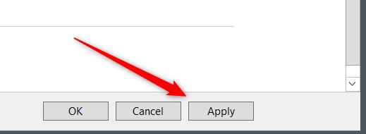 "Click ""Apply."""