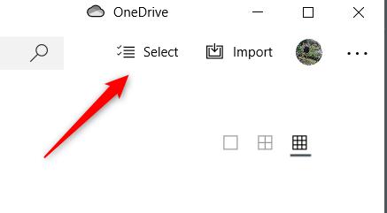 "Click the ""Select"" button."
