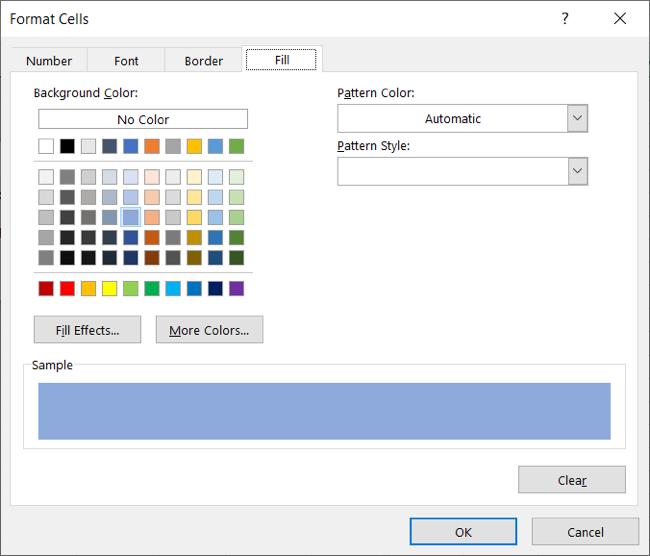 Create a Custom Format