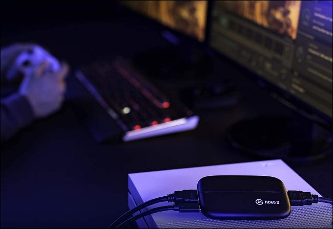 elgato hd60 s on xbox one console