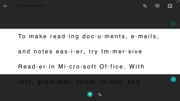 How to Use Immersive Reader in Microsoft Word, Outlook, and OneNote