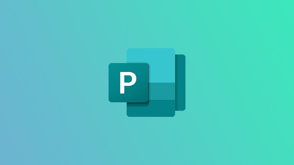 Microsoft Publisher logo