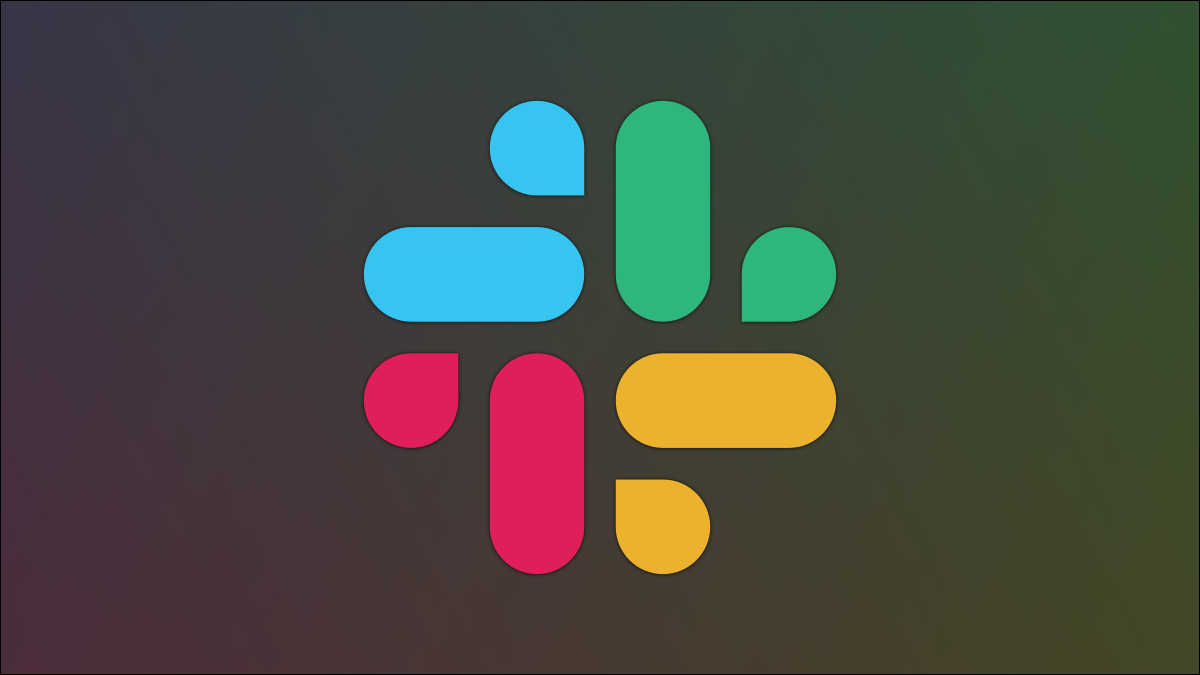 Slack Logo.