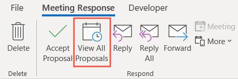 Click View All Proposals