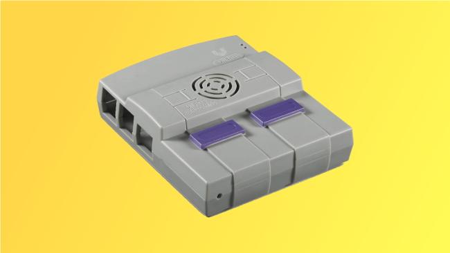 Vilros SNES style Raspberry Pi case