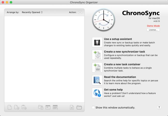 ChronoSync for macOS