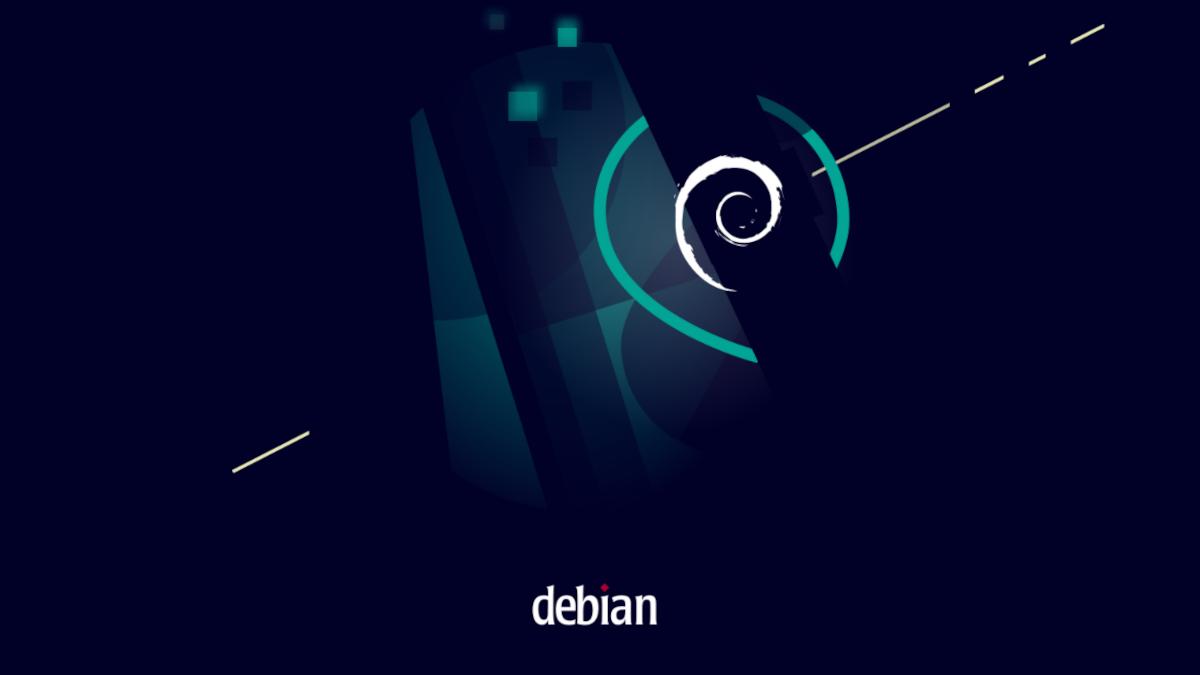 Debian 11 desktop background