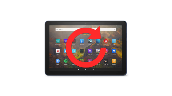 How to Reset an Amazon Fire Tablet