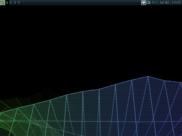 GoboLinux desktop environment