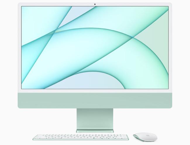 24-inch iMac M1 2020