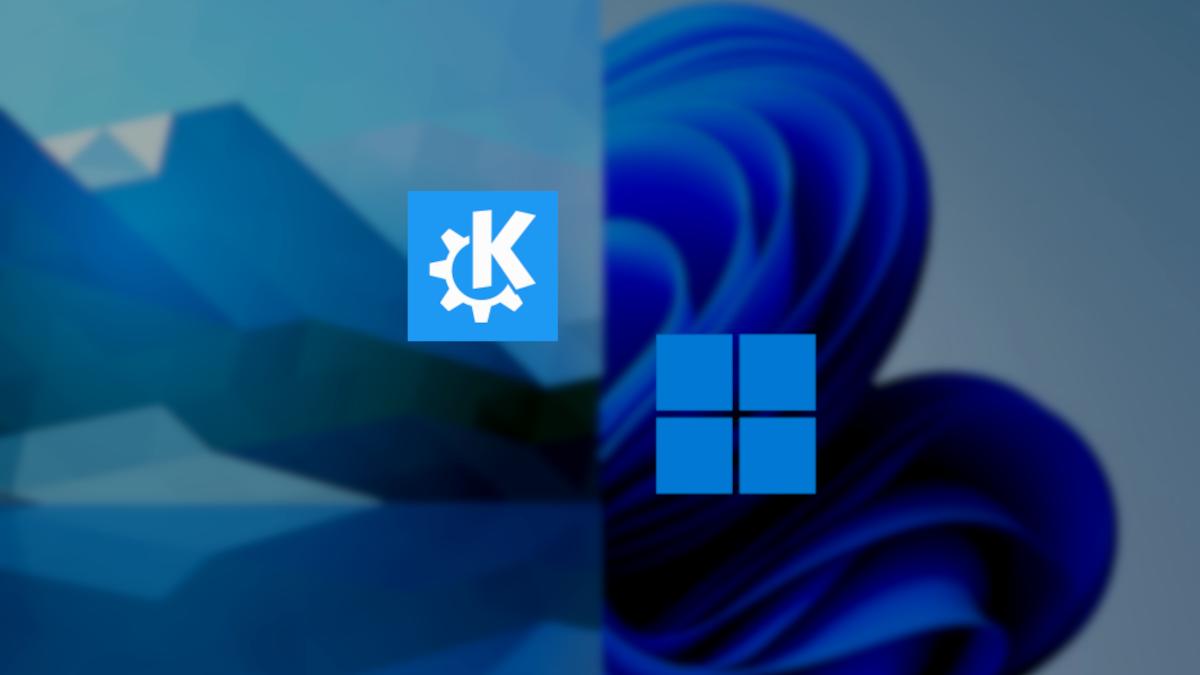 What Windows 11 Can Learn from Linux's KDE Plasma Desktop
