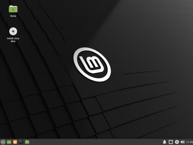 Linux Mint Xfce Edition 20.2 A Beta Desktop