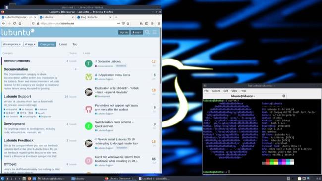 6 Lightweight Linux Distros easy way