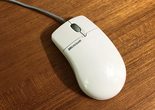 The Original 1996 Microsoft Intellimouse