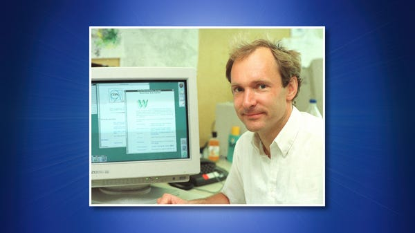 The First Website: How the Web Looked 30 Years Ago