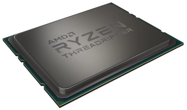 AMD Ryzen Threadripper CPU