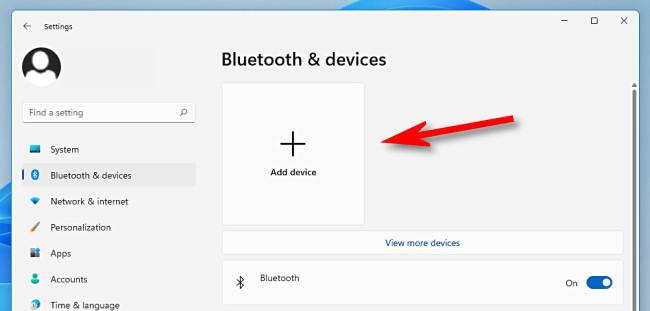 """Click """"Add Device."""""""