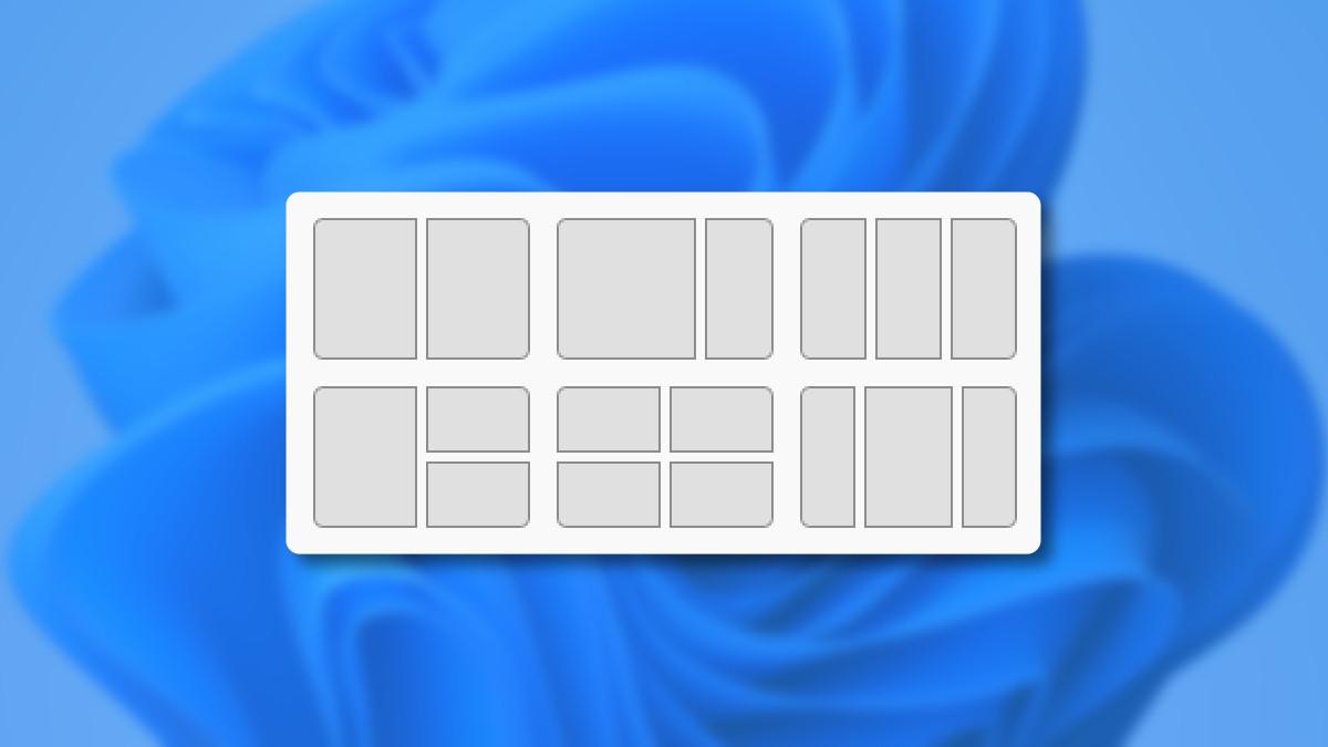 The Windows 11 Snap Grid