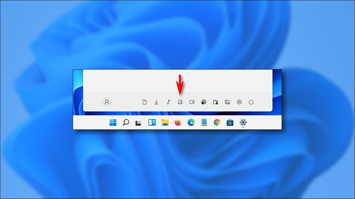 Windows 11 Start Special Folder Shortcuts