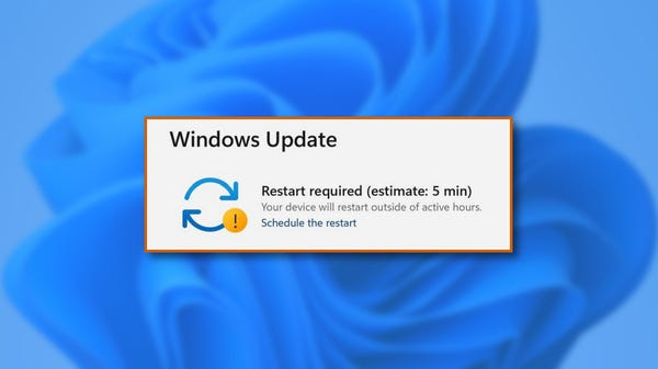 Windows 11 Will Show How Long Updates Take to Install