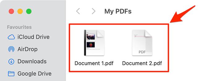 如何在 Mac 上将 PDF 转换为 JPG