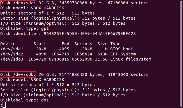 Observe the output in the terminal window