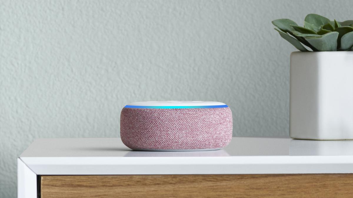 Amazon Alexa Will Now Yell Over Loud Noises