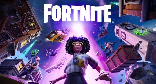 Poster dei nuovi oggetti di Fortnite