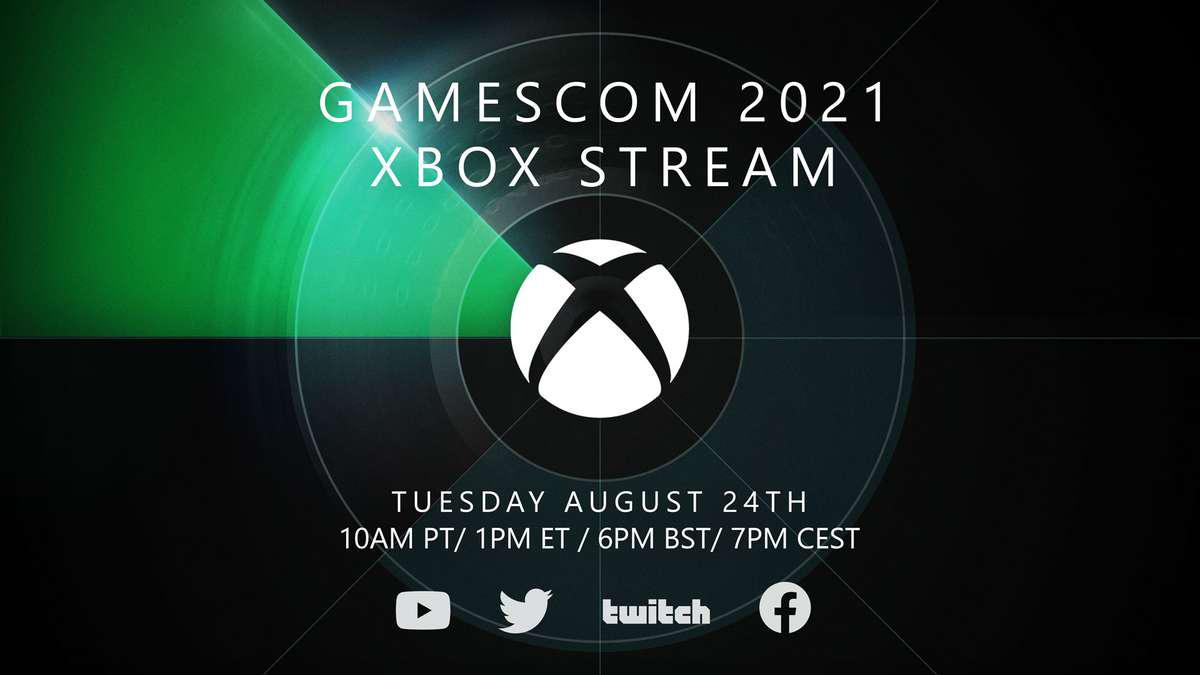 How to Watch Microsoft's Gamescom 2021 Stream