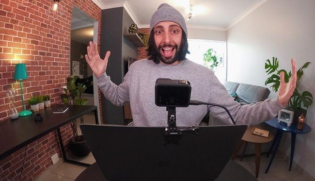 GoPro Webcam