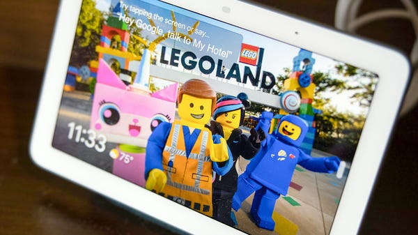 How Google Assistant Will Guide You Through LEGOLAND