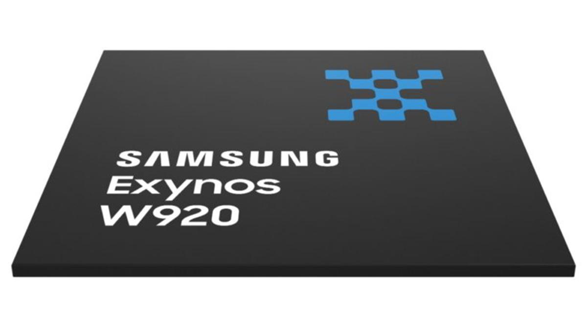Samsung Exynos W920 chip