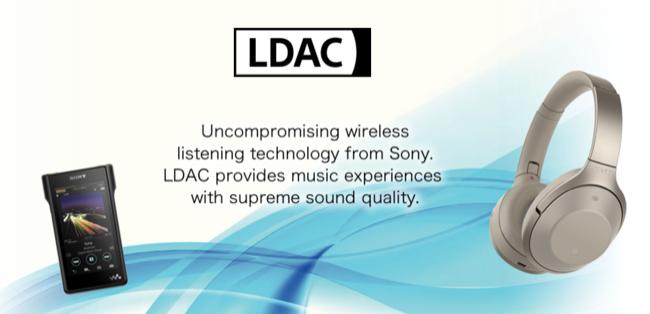 Sony's LDAC Codec