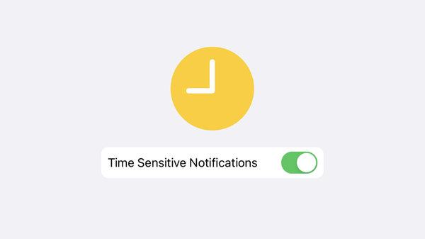 """What Are """"Time Sensitive"""" Notifications on iPhone?"""
