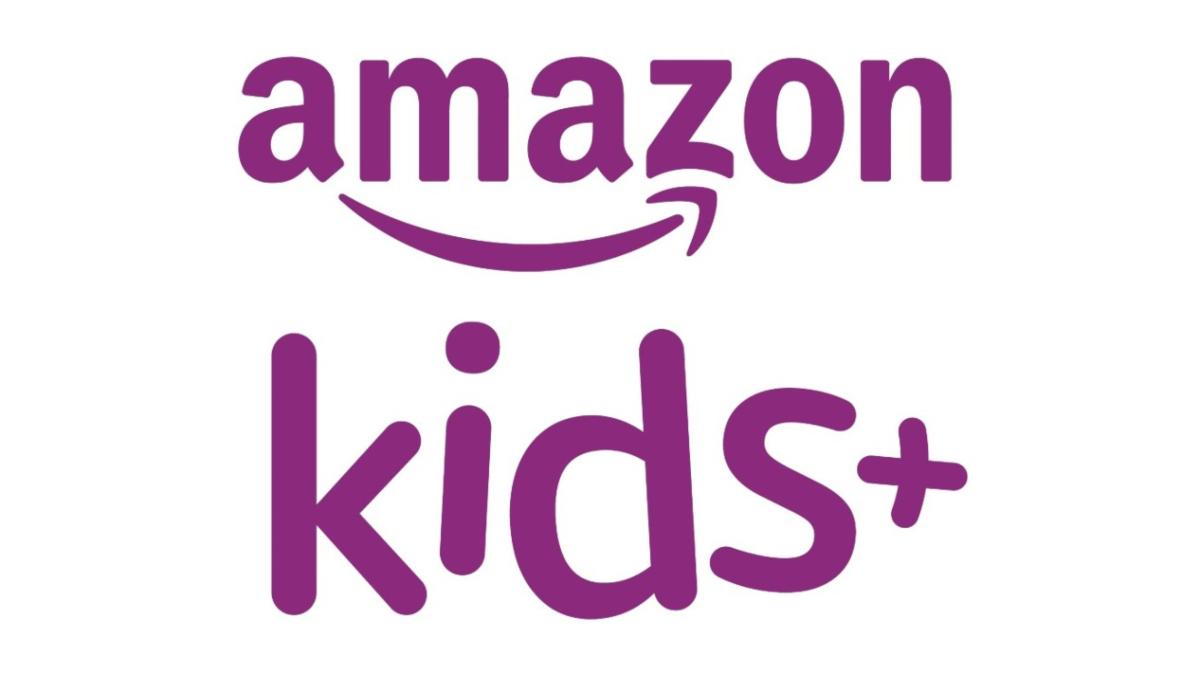 amazon kids plus logo
