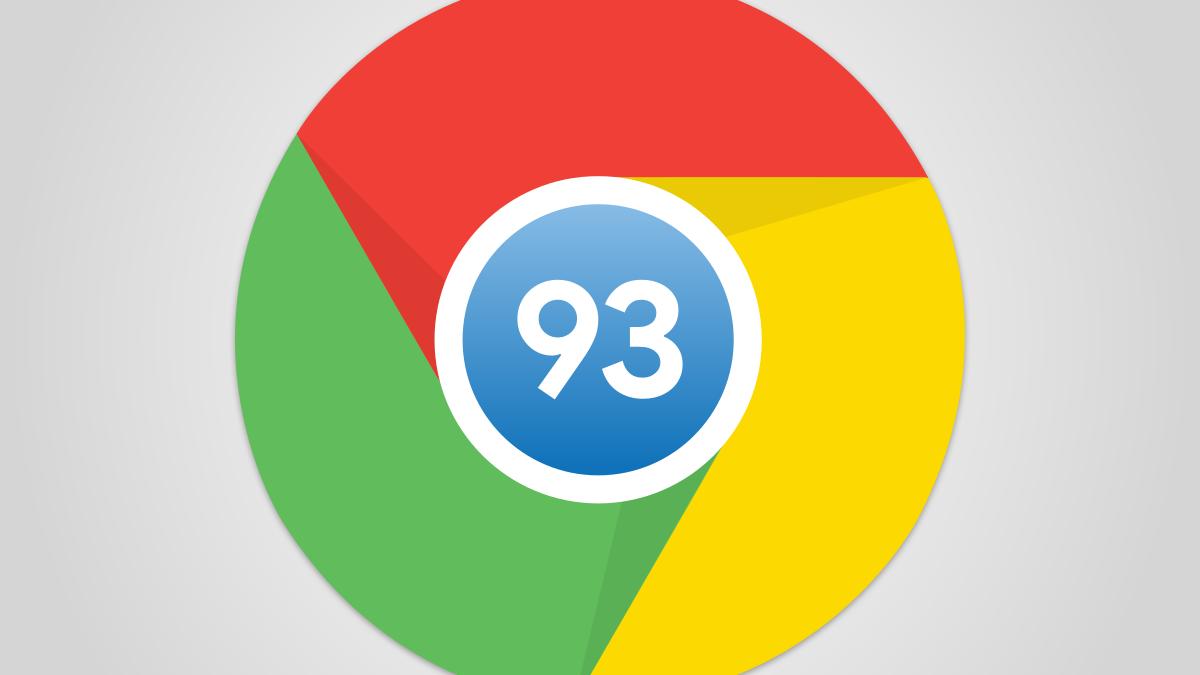 Google Chrome 93