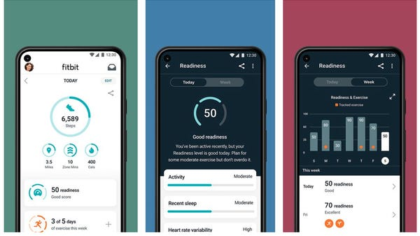 Fitbit Can Now Tell You Whether You Should Work Out Today