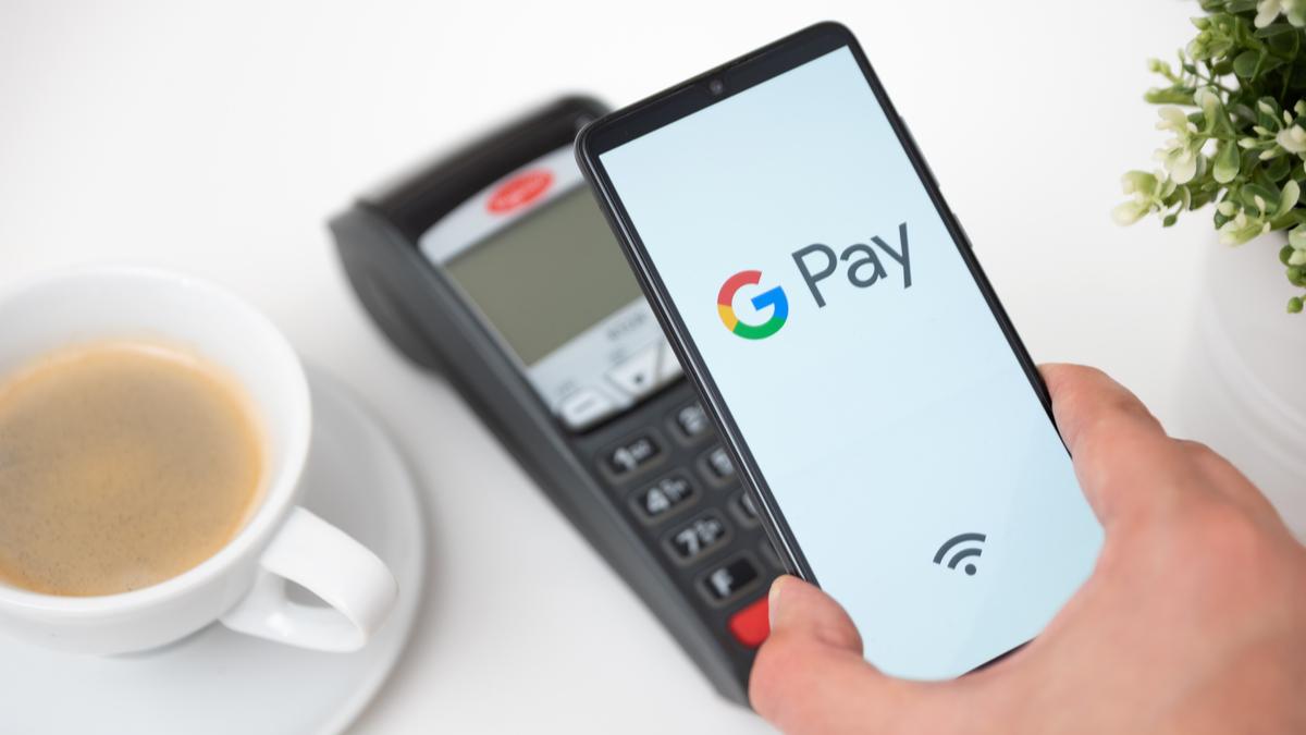 Google pay NFC