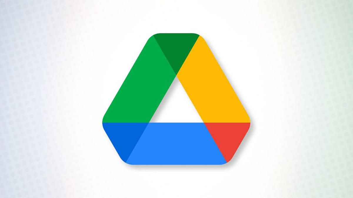 Logotipo do Google Drive