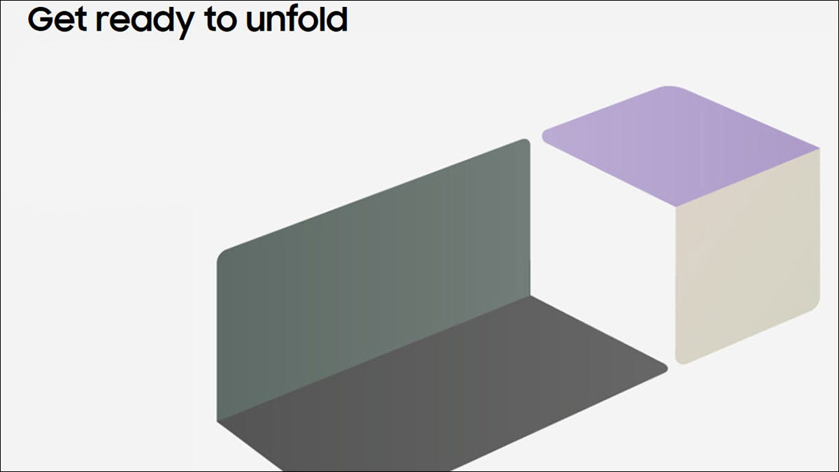 Samsung Unpacked August 2021
