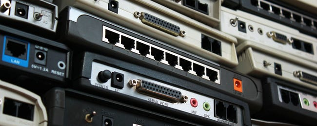 Is It Safe to Sell My Old Modem or Router?